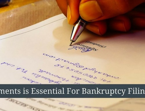 Bankruptcy, Documents and the Clients Who Keep Them