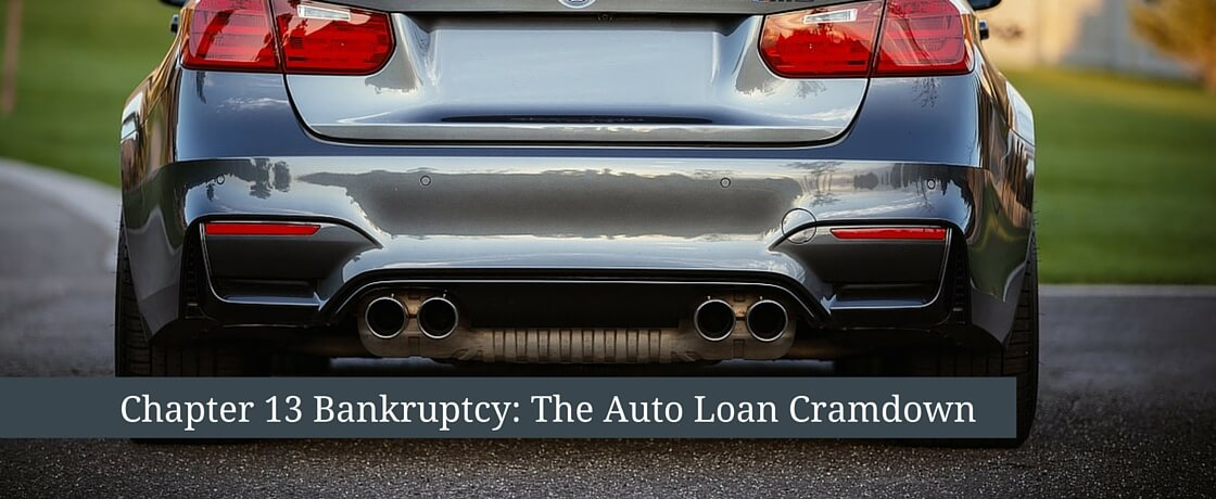 auto loan cramdown in chapter 7 bankruptcy the facts. Black Bedroom Furniture Sets. Home Design Ideas