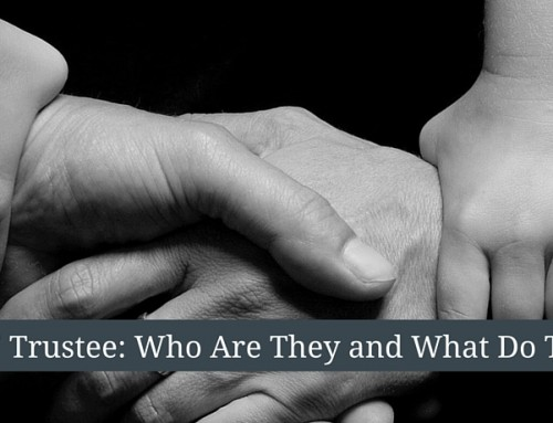 The Chapter 7 Trustee – Who is this person and what do they do?