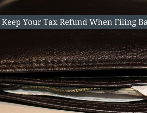 Keeping Your Tax Refund When Filing Bankruptcy