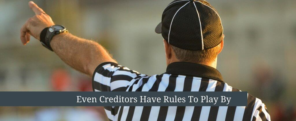 picture of referee with blog title