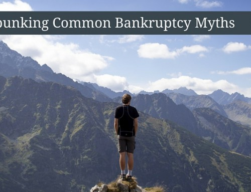 Debunking Commonly Asked Bankruptcy Myths