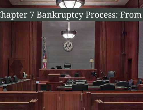 What Happens After Your Chapter 7 Bankruptcy Petition Is Filed?